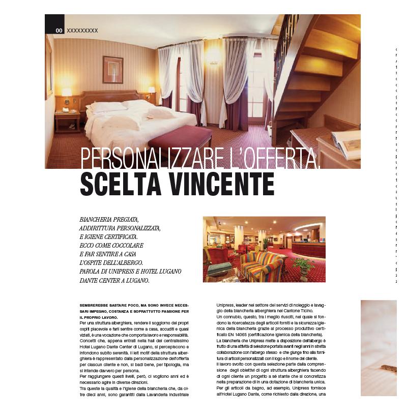 RISTORA HOTEL LUGANO DANTE 11-11