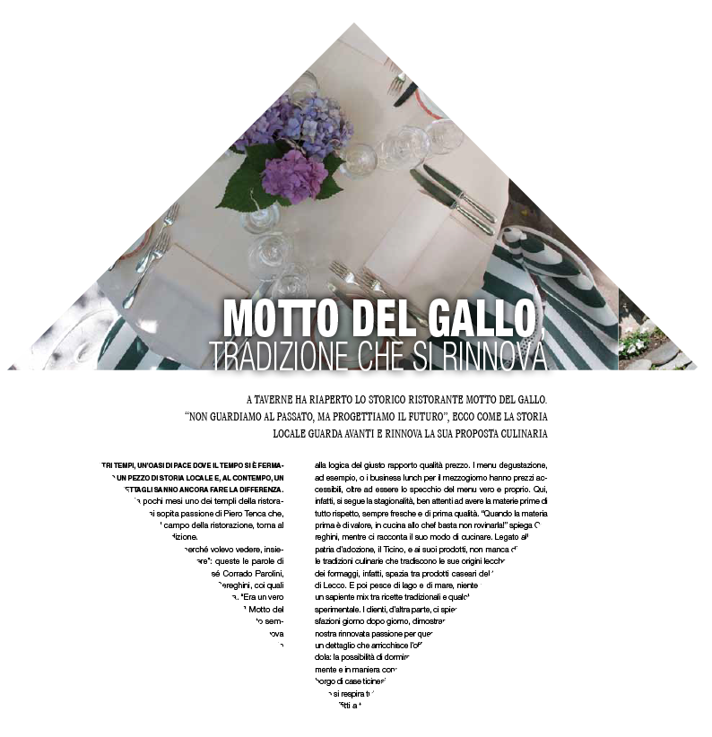 MOTTO DEL GALLO 09-12