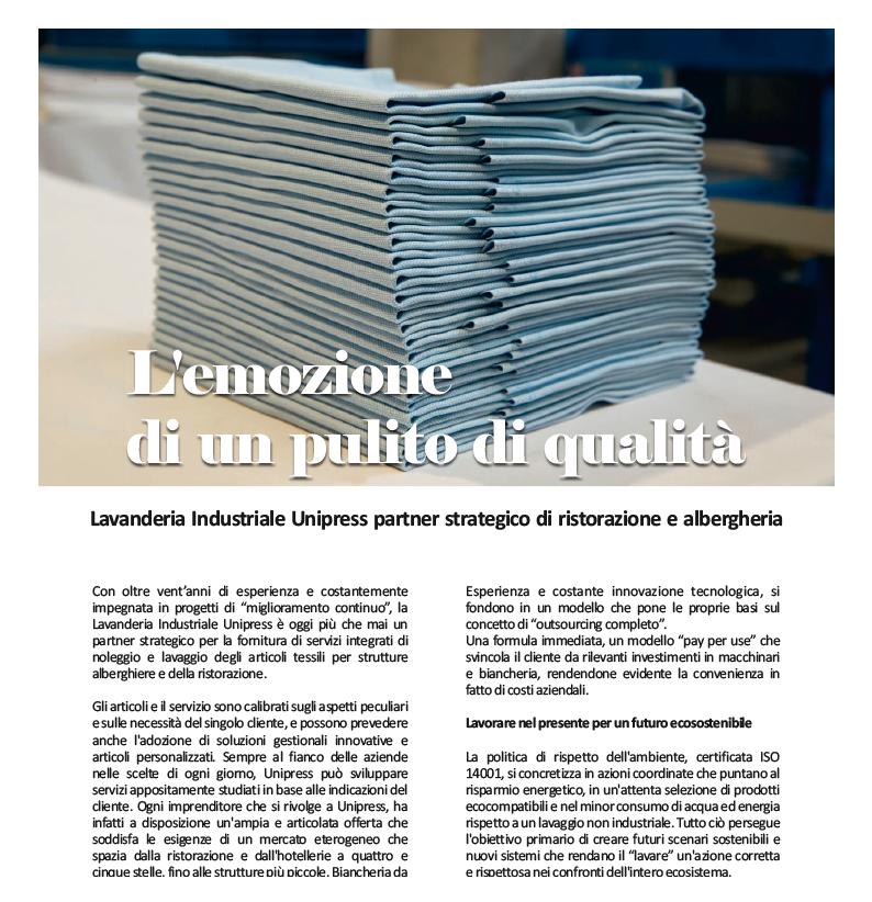 ESTRATTO RESERVE UNIPRESS 03-18