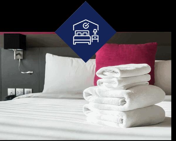 Lavanderia per Hotel